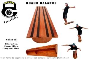 BOARD BALANCE PRONTA